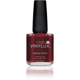 VINYLUX WEEKLY POLISH - OXBLOOD