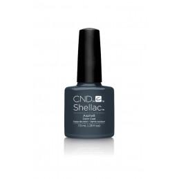 Shellac nail polish - ASPHALT