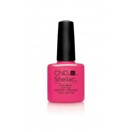 Shellac nail polish - PINK BIKINI