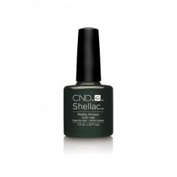 Shellac nail polish - PRETTY POISON