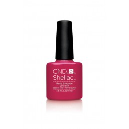 Shellac nail polish - ROSE BROCADE