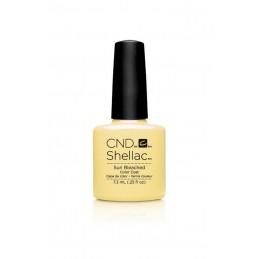 Shellac nail polish - SUN BLEACHED