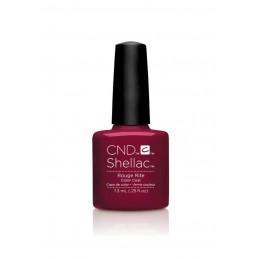 Shellac nail polish - ROUGE RITE